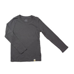 Basic Long Sleeve - Charcoal