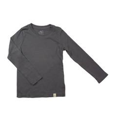 Basic Long Sleeve - Charcoal