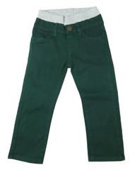 Twill Pants - Hunter Green