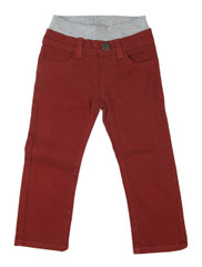 Twill Pants - Terracotta
