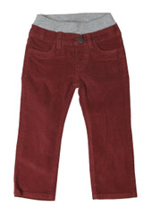 Corduroy Pants - Rusty Red