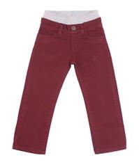 Twill Pants - Maroon