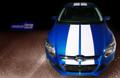 2011-2014 Ford Focus Sedan Rally Dual Style Stripes