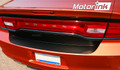 2011-2014 Dodge Charger Trunk Bumper Vinyl Blackout Decals Stripes