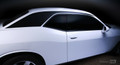 2008-2014 Dodge Challenger C-PILLAR Side Accent Stripes Decals