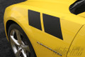 2014-2016 Chevy Camaro Hash Marks Fender Double Side Stripes Decals  2015