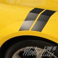 2014 2015 Chevy Camaro Fender Hash Marks Side Racing Stripes Decals Graphics 2016