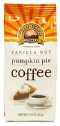 Vanilla Nut Pumpkin Pie Mini