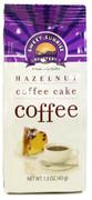 Hazelnut Coffee Cake Mini
