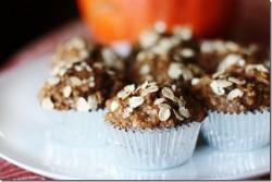 Flax Chia Seed Muffins