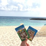 Our Paks enjoy a relaxing day on the beach with Madison!