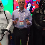 ...PLUS his favorite Star Wars characters!