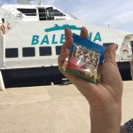 Don't get on a boat with out a flax pak!