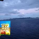 Flax Paks like to travel on a boat.