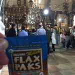 Carrington Farms Flax Paks go anywhere!