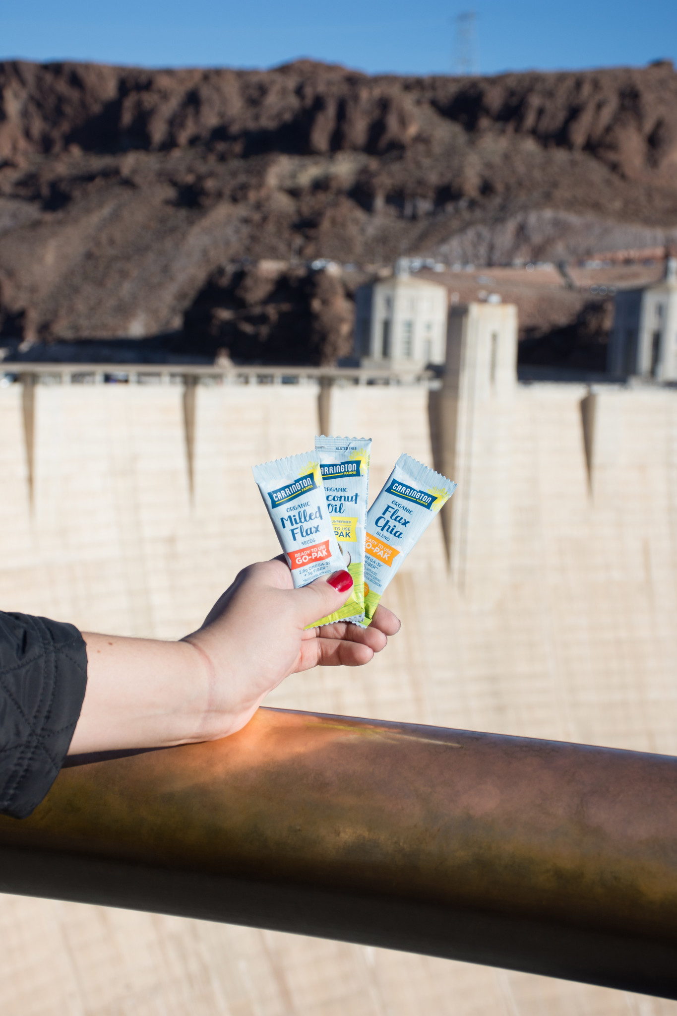 Hoover Dam and our Paks