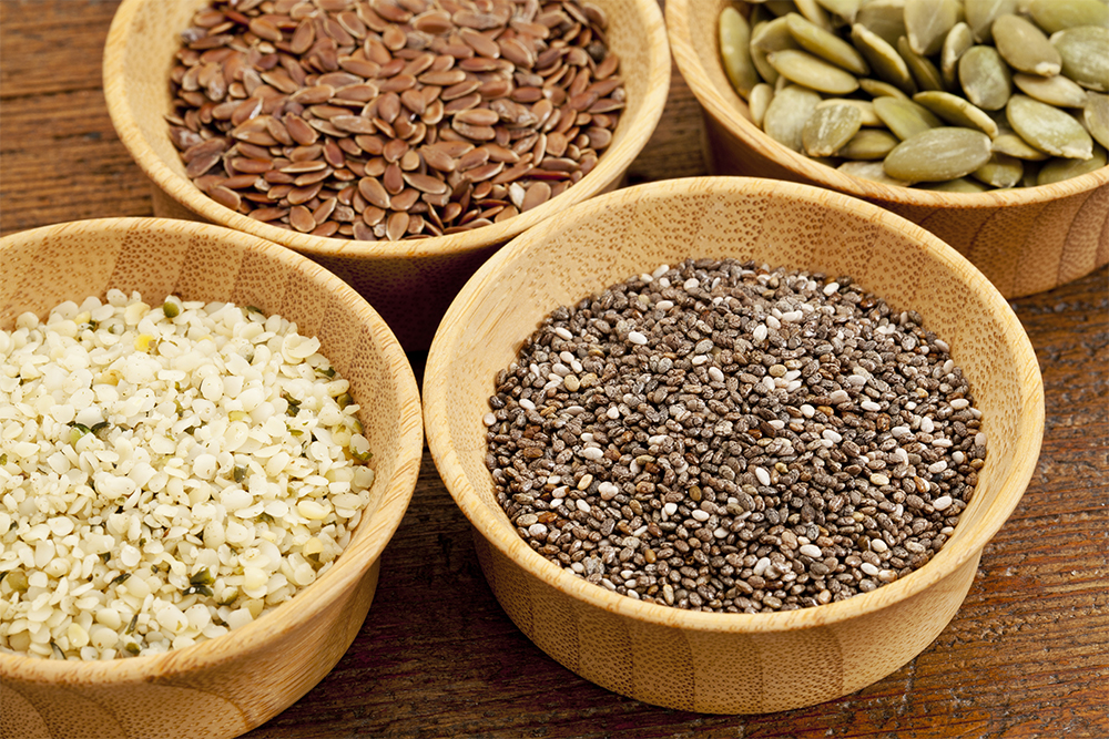 best grains and seeds to add to your diet