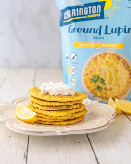 Lupin Protein Pancakes