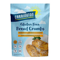 Gluten Free Bread Crumbs, Garlic and Parmesan