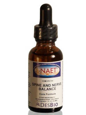 DesBio, Spine and Nerve (1oz)