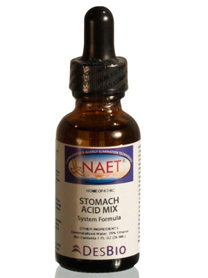DesBio, Stomach Acid (1oz)