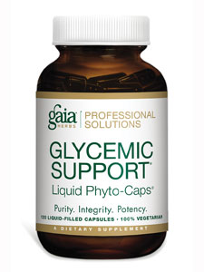 Glycemic Support 120 vegcaps