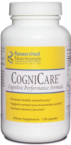 Researched Nutritionals, CogniCare