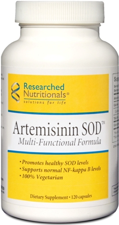 Researched Nutritionals, Artemisinin SOD