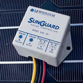 Morningstar SG-4 Sunguard 4.5 Amp 12 Volt Solar Charge Controller