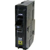 Square D QO130, 30 Amp, 1 Pole, Circuit Breaker