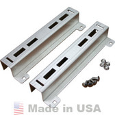 "Sunwize Economy Mounting Brackets 2 to 8"" Pole"
