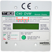 Xanterx CM/R-50 Remote LCD Digital Display with 50 Ft Cable