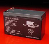 MK Battery ES7-12 12V 7.2AH Sealed Lead Acid Battery