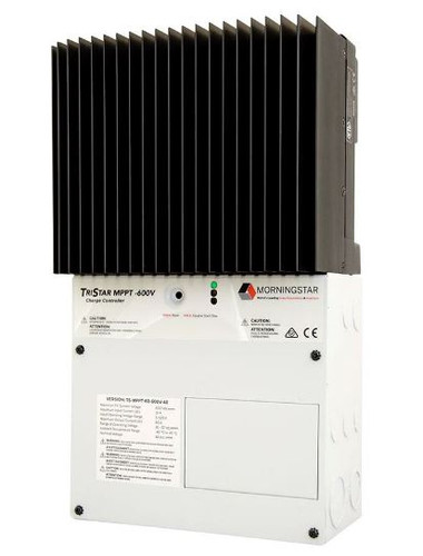Morningstar TS-MPPT-60-600V-48 Tristar 600V 60 Amp MPPT Charge Controller