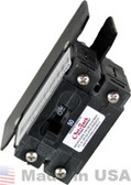 Outback 50A 120/240VAC double pole breaker