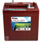TROJAN SPRE 06 255 (T-105-RE) SOLAR PREMIUM LINE FLOODED BATTERY