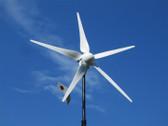 Home DIY Wind Generator Kit Hurricane Vector Wind Turbine 1000 Watt 48 Volt