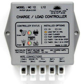 Flexcharge NC12L12 Combination Charge-Load Street Light Controller 12/24 Volt