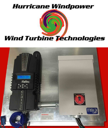 Solar MPPT Charge Control Board All in one Midnite Classic 200 Hurricane Wind Power OTG 2.0