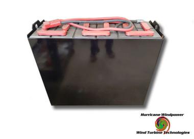 12 Volt Fully Refurbished Forklift Battery w/Warranty 1180AH Capacity for Solar
