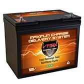 VMAX Charge Tank SLR85 AGM Solar Battery