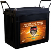 VMAX Charge Tank SLR155 12 Volts 155AH Deep Cycle, AGM Battery