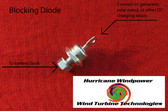 Wind Turbine 40 AMP 600 Volt Heavy Duty Blocking Diode