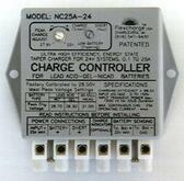 Flexcharge NC25A-48 Solar Wind Hydro Turbine Charge Controller Hybrid 48 Volt US