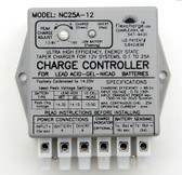 Flexcharge Solar Wind Hydro Turbine Charge Controller NC25A-12 Hybrid 12 Volt US