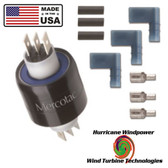 MERCOTAC 330 Slip Ring 3 Conductor