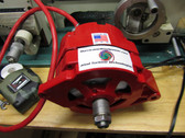 Low wind Hurricane Cat 4 Permanent Magnet Alternator