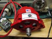 Low wind Hurricane Cat 4 Permanent Magnet Alternator