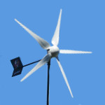 Hurricane Cat 4 Wind Generator Complete Kit