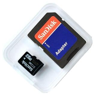 SanDisk 50 x 512MB MicroSD TF Memory Card GENUINE